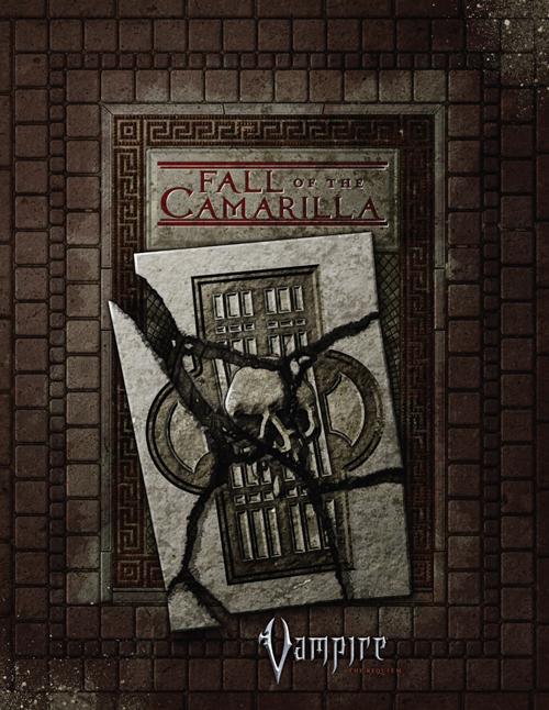 Fall of the Camarilla Cover