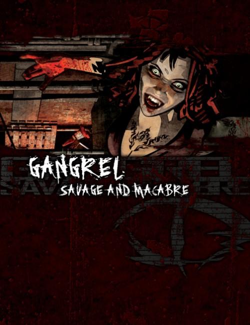 Gangrel Cover