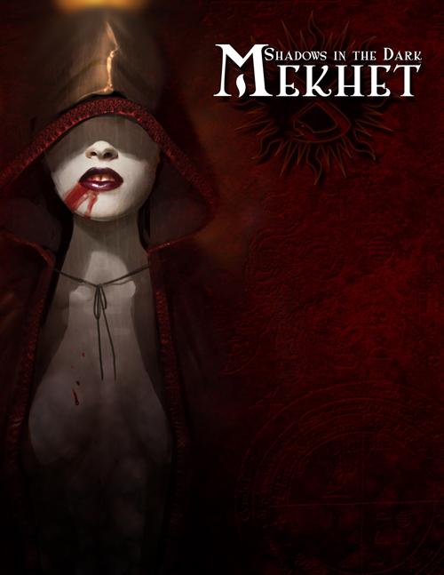 Mekhet Cover