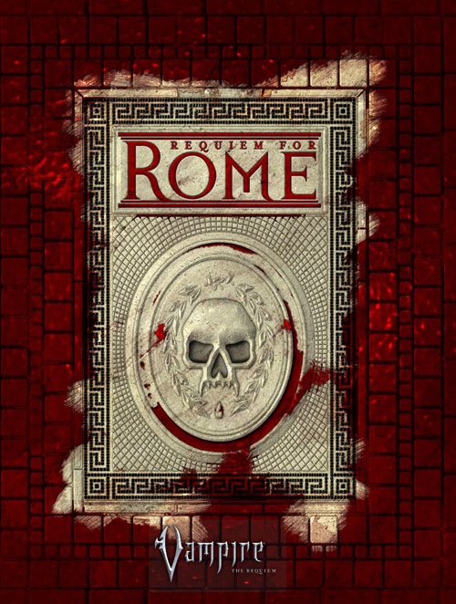 Requiem for Rome Cover
