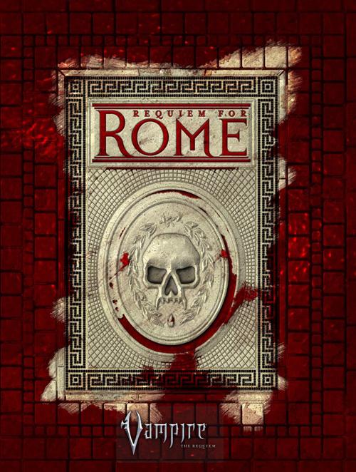 Requiem for Rome Cover