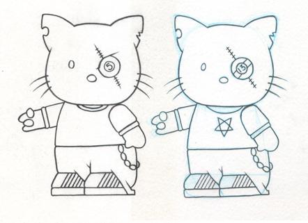 kitty5&13